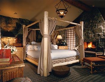 Colorado Ranch bedroom